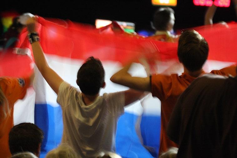 Nederlandse sportfans