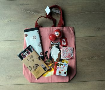 Goodiebag uit Japan