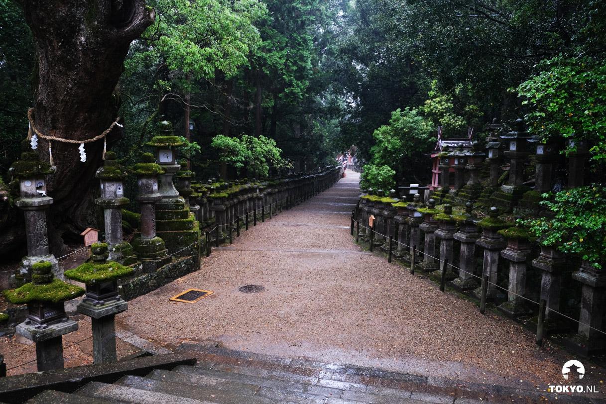 Lantaren in Nara