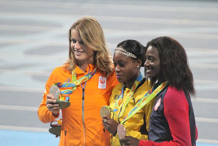 Olympische Spelen tickettracker