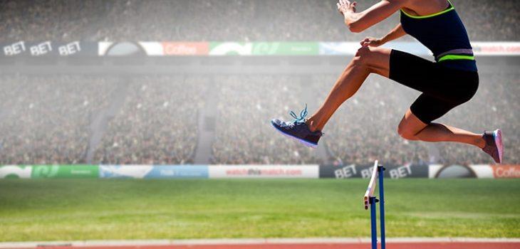 Olympische hordelopen Tokyo 2020