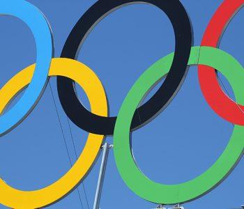 Olympische Spelen ringen Tokyo2020