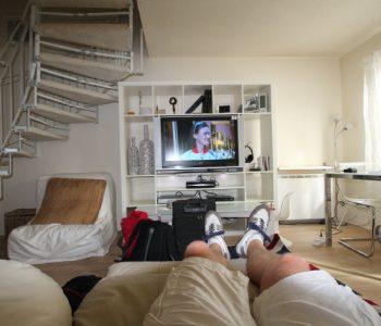 Slaapplek Londen OS2012