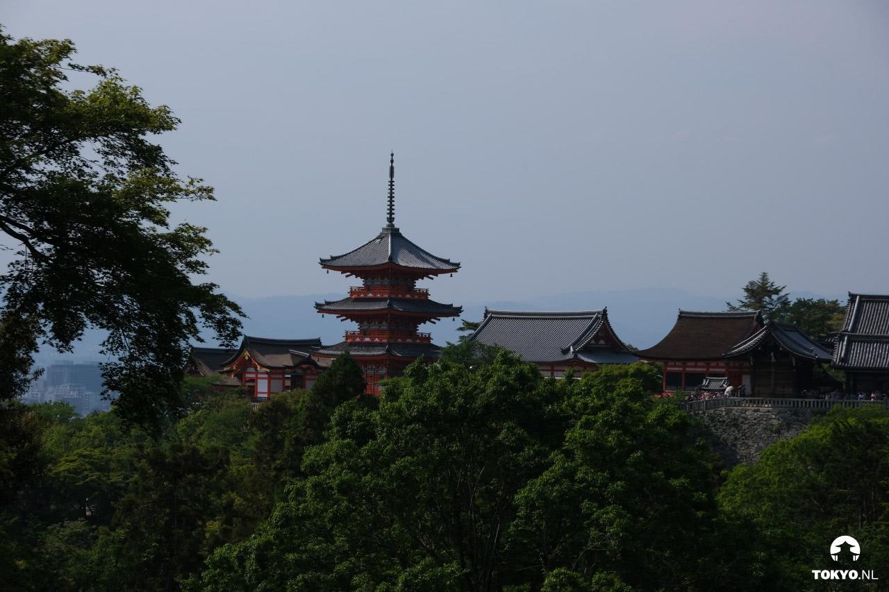 Tempelgebied van Kyoto