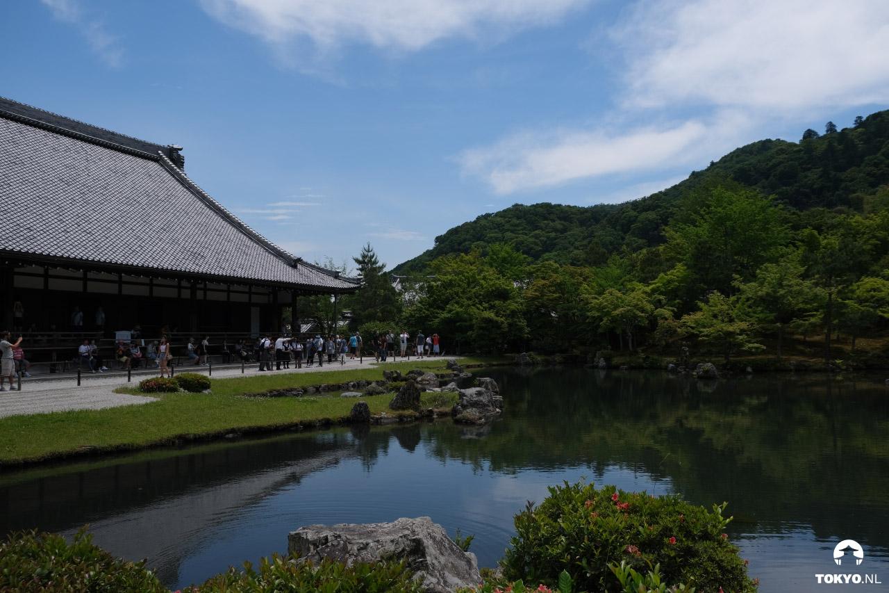 Tenryu-ji tempel in Kyoto