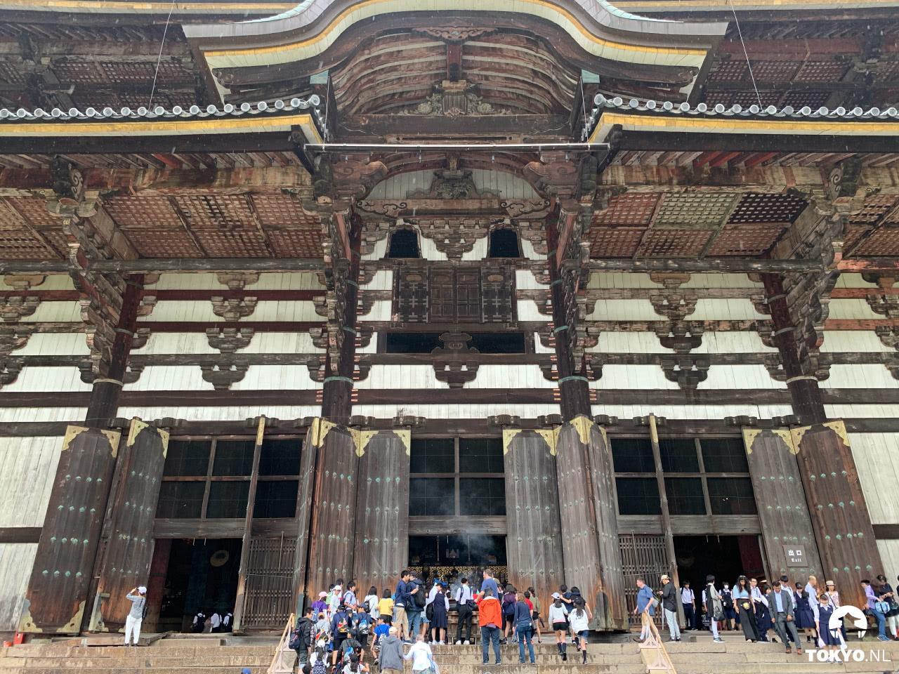 Tempeldeuren Todai-ji tempel