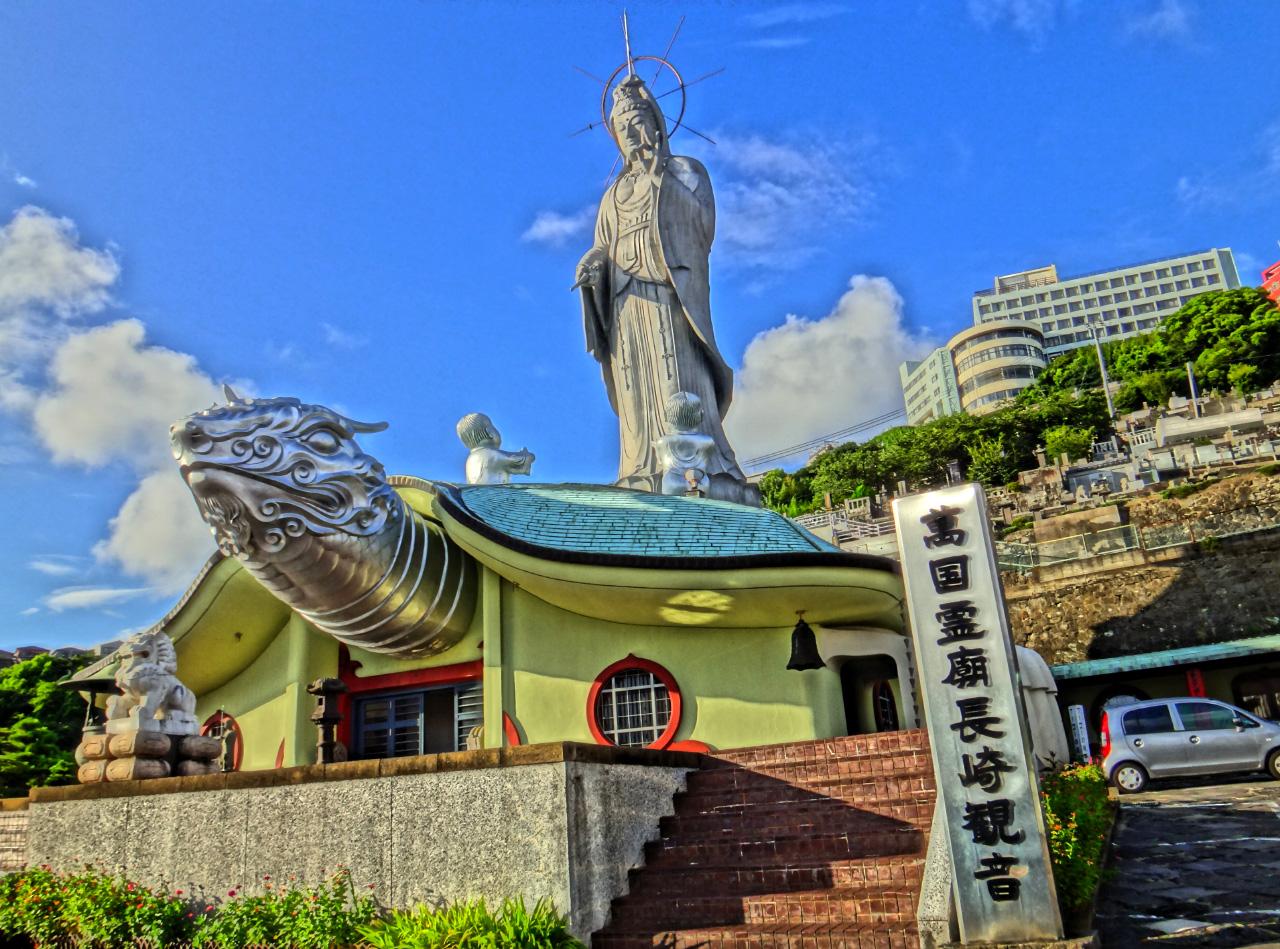 Fukusai-ji tempel Nagasaki