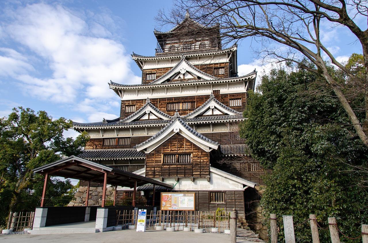 Hiroshima kasteel