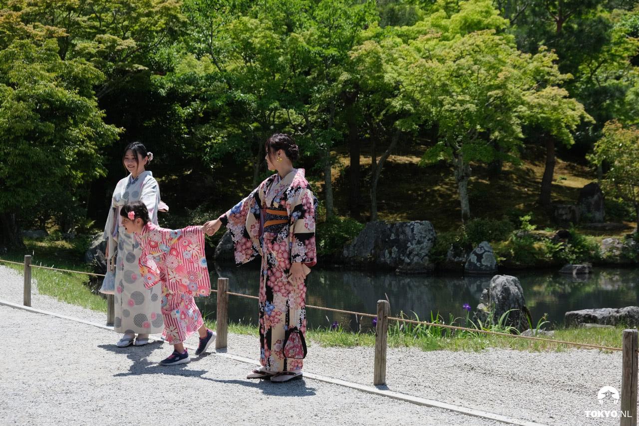 Japanse cultuur Geisha outfits
