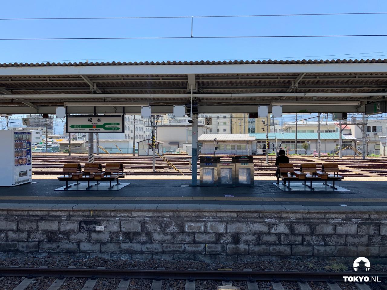 Station van Matsumoto