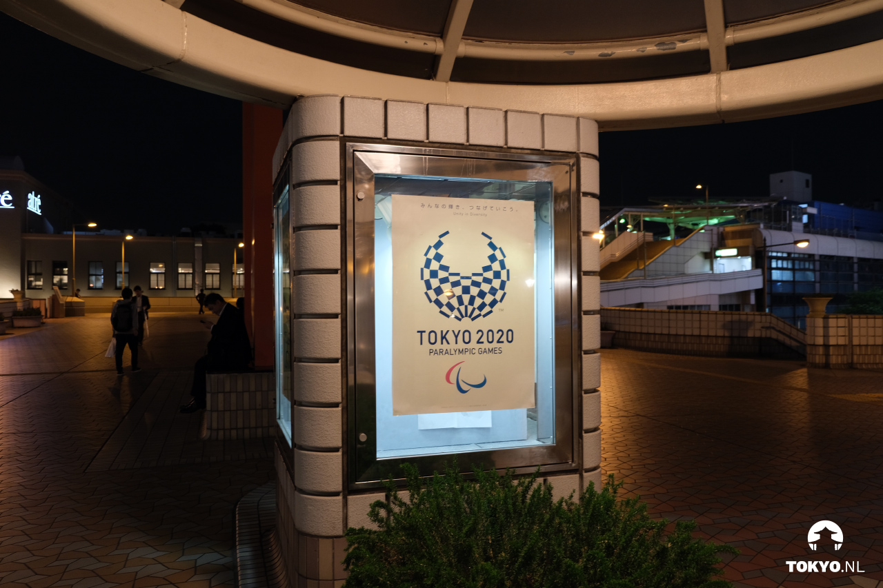Paralympische Spelen 2020 Tokyo