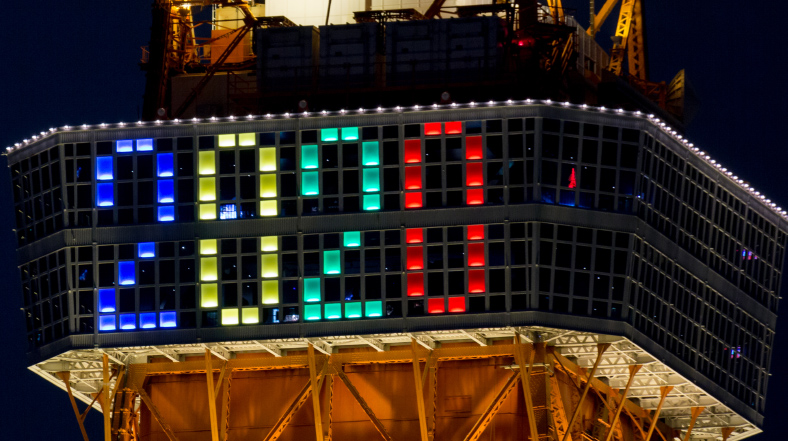 Olympische Spelen 2020 Tokyo Tower