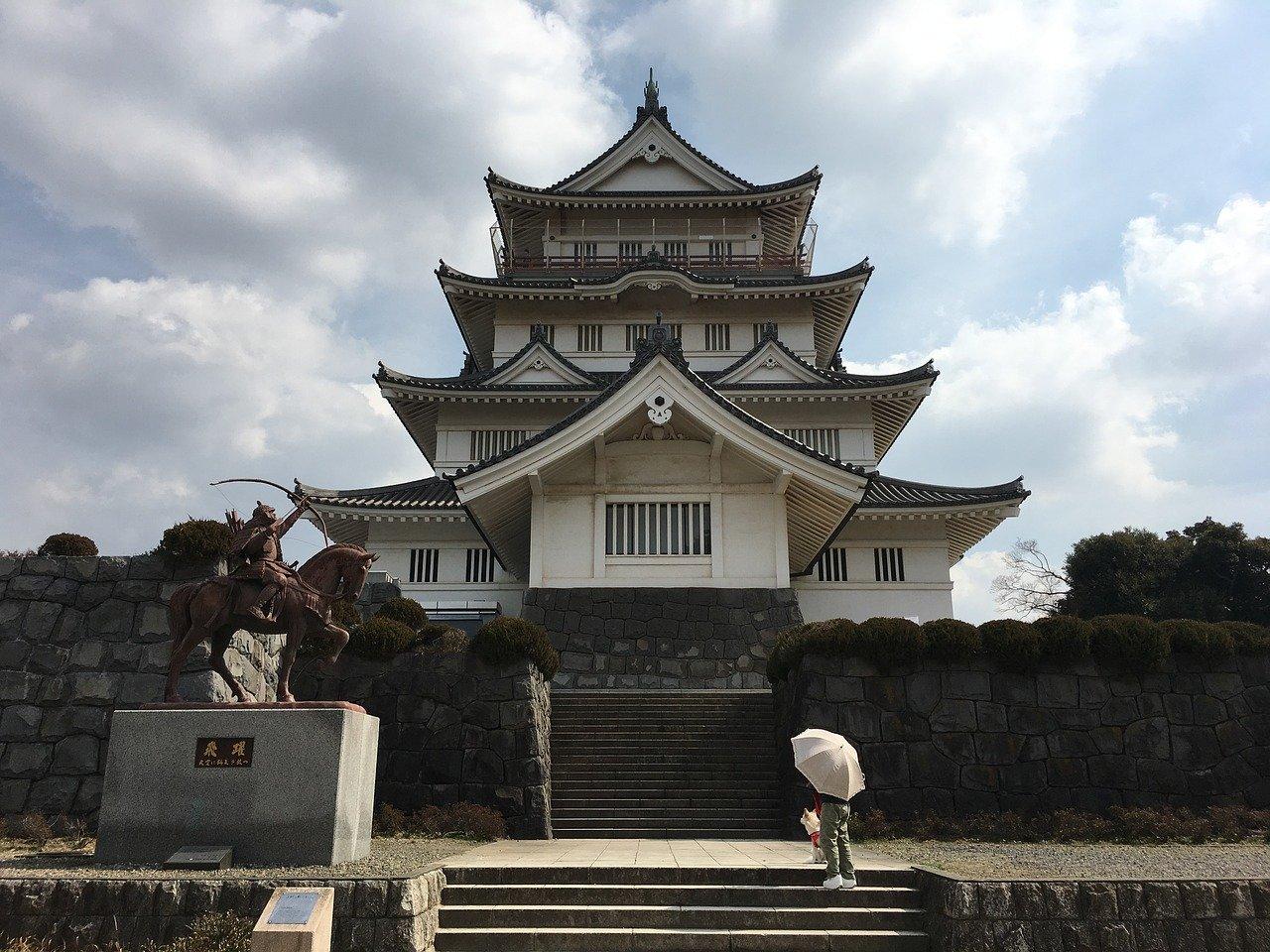 Chiba kasteel