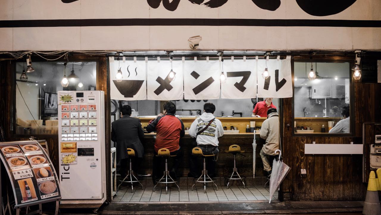 Paling restaurant in Kawagoe