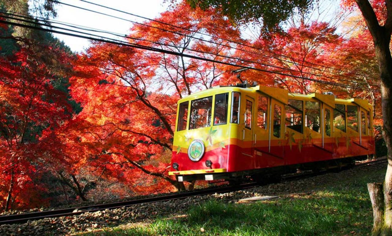 Mount Takao trein