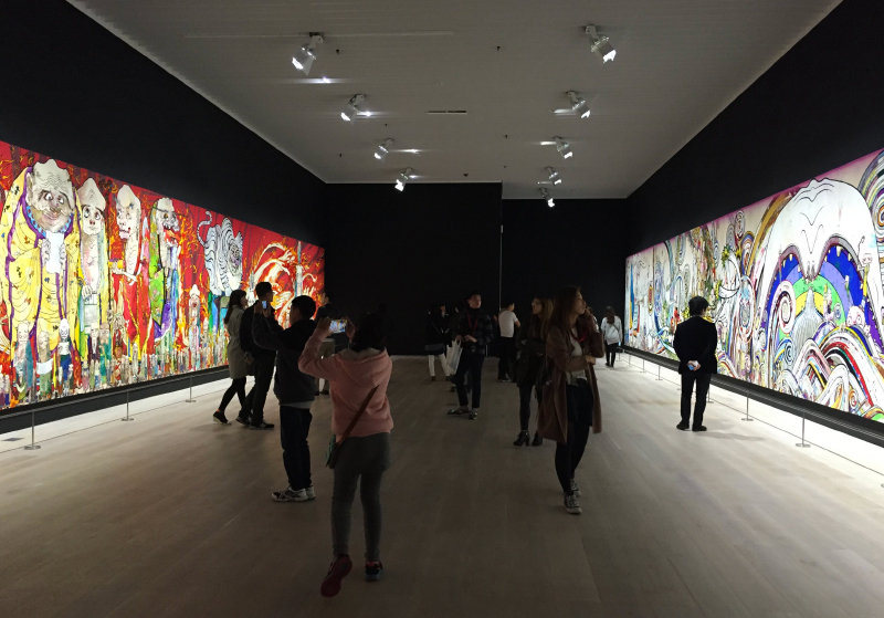Mori Art Museum Tokyo