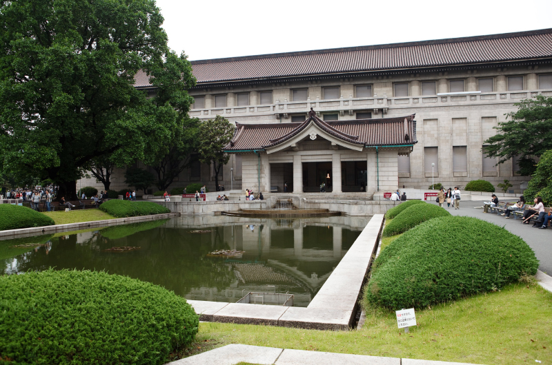 National Museum of Tokyo - cc: TenSafeFrogs