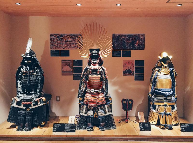 Samurai Museum Toyko