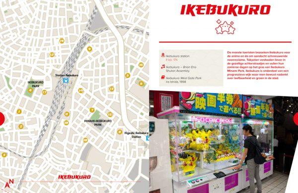 Goud in Tokyo preview Ikebukuro