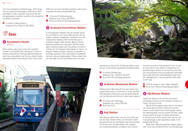 Goud in Tokyo reisgids preview