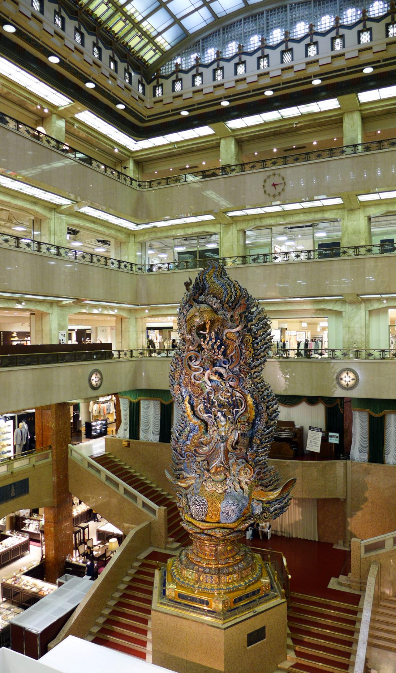 Mitsukoshi Nihonbashi warenhuis