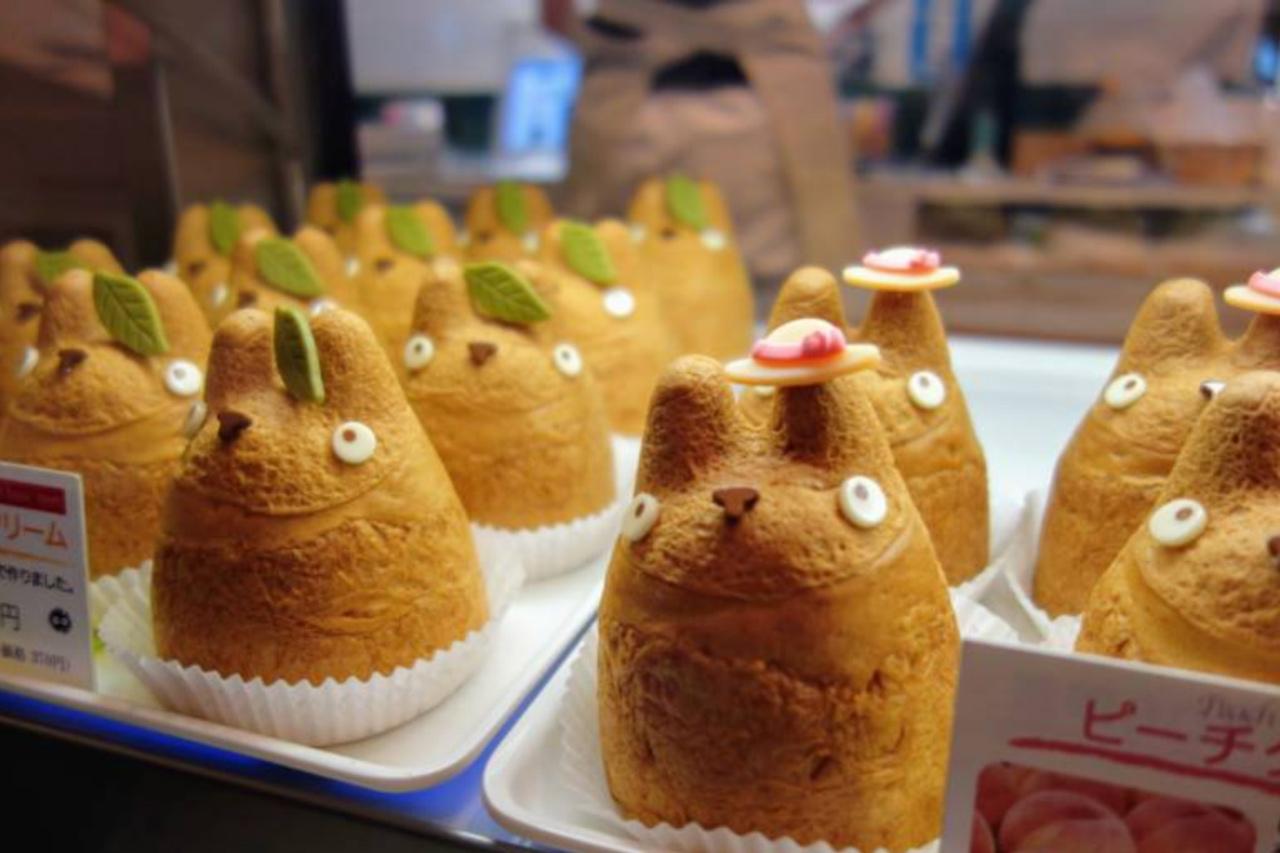 Totoro gebakswinkel