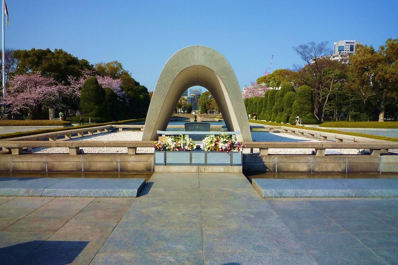 Het Hiroshima Peace Memorial Park