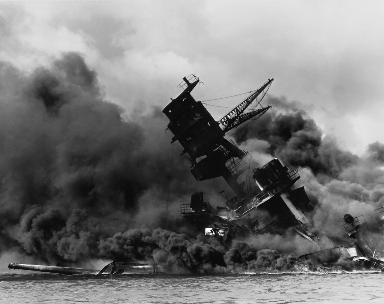 Pearl Harbor tijdens de Tweede Wereldoorlog