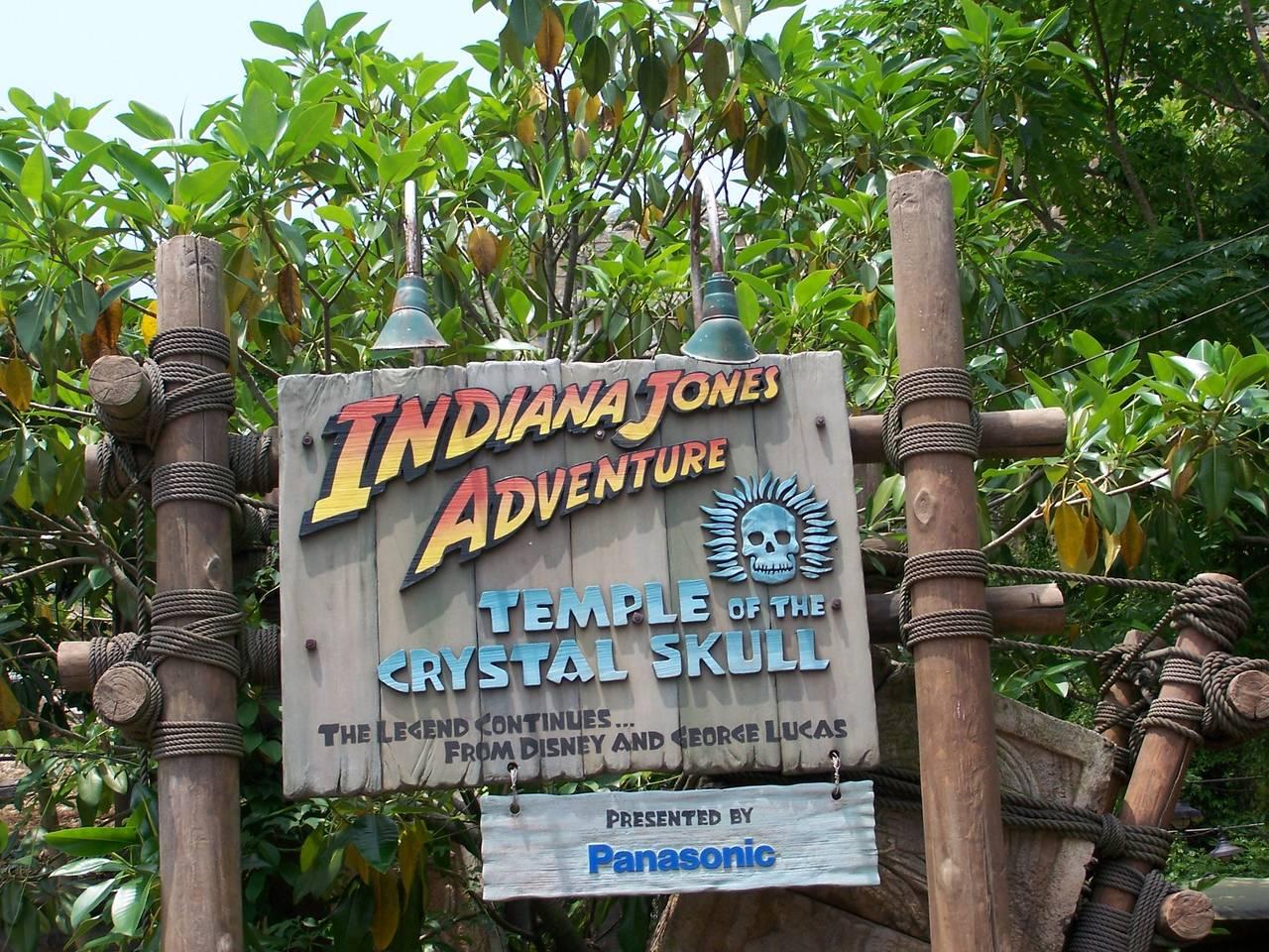 Adventure Land Disneyland Tokyo