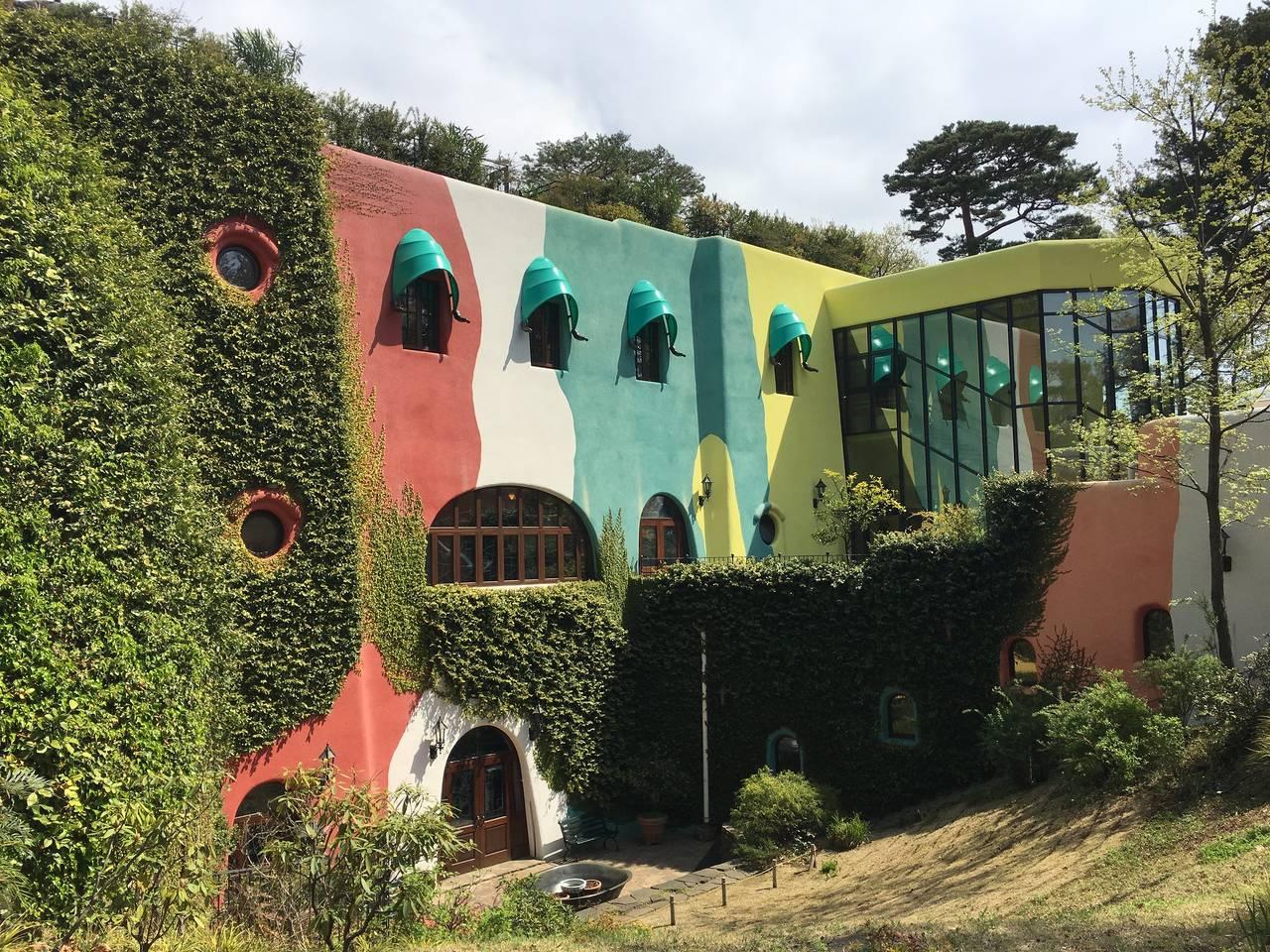 Ghibli Museum in Tokyo