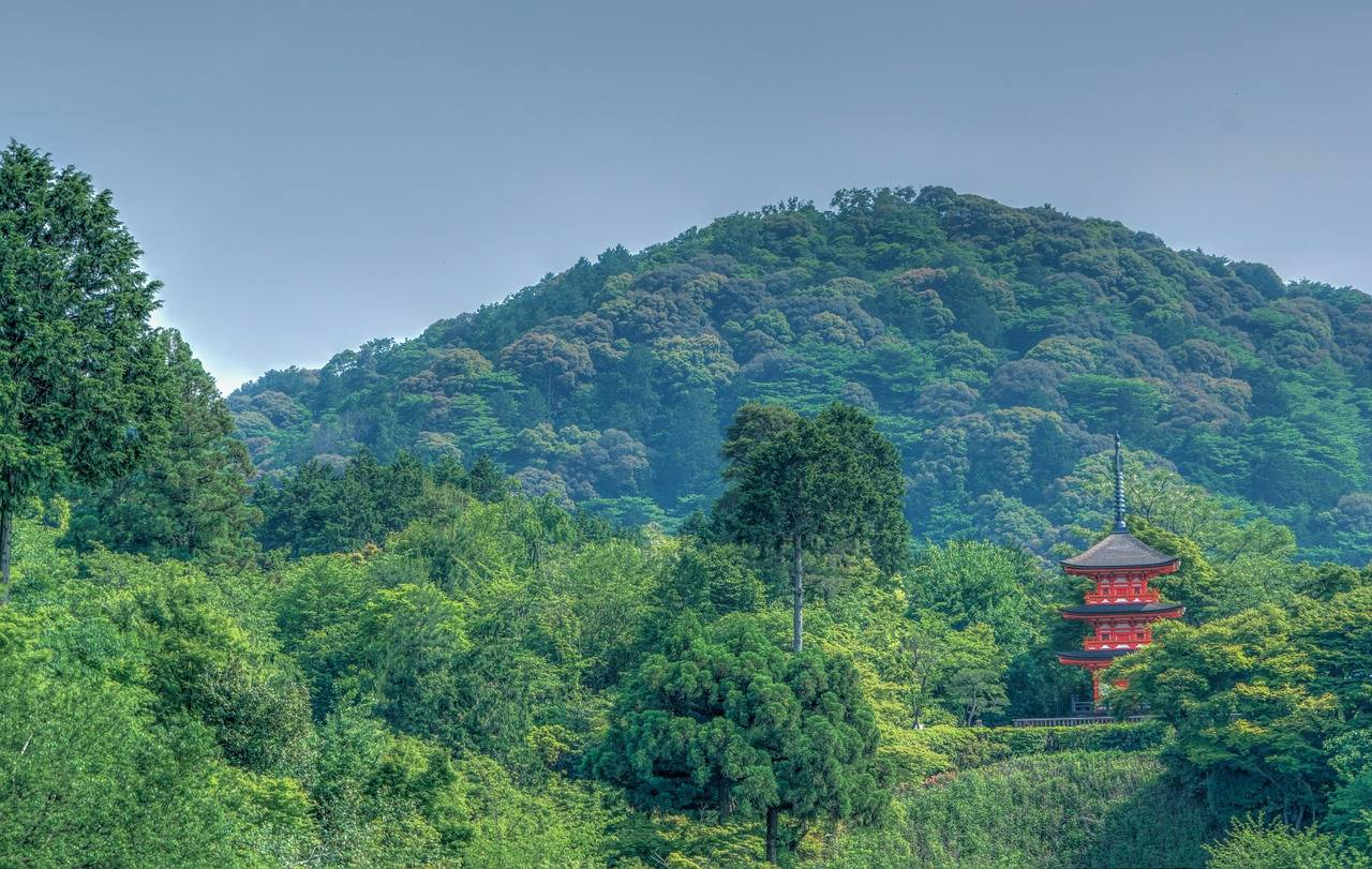 De koyasu pagoda