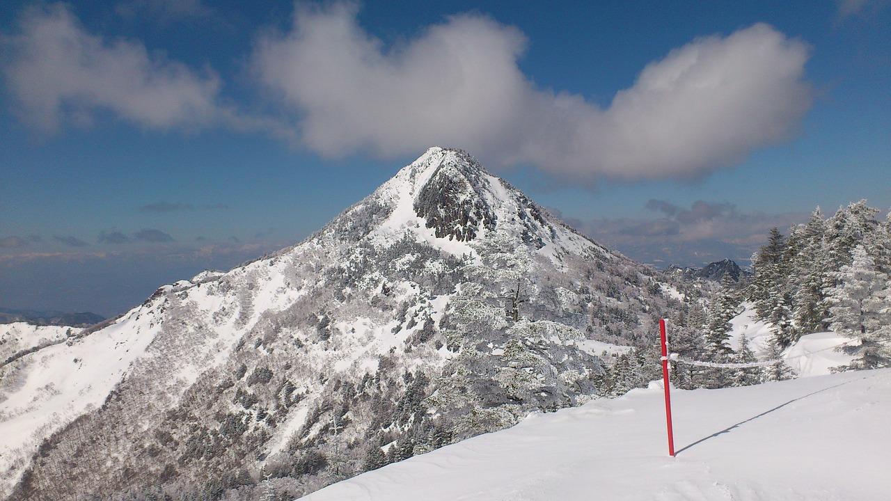 Het grootste skigebied van Japan, Shiga kogen