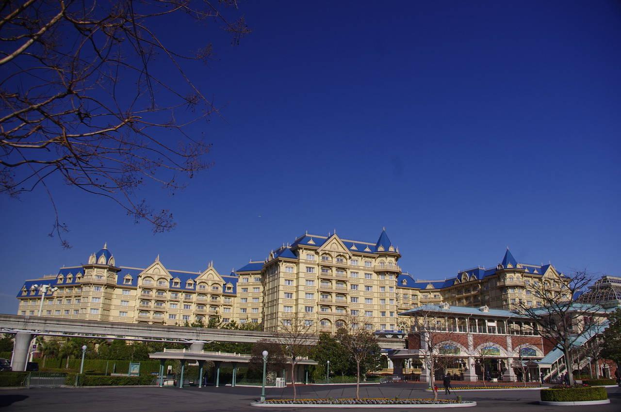 Het Tokyo Disneyland Hotel