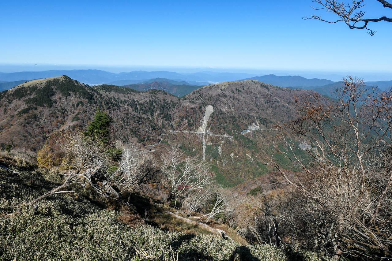 de iya vallei op Shikoku Japan