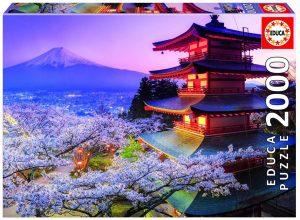 Educa Japan puzzel 2000 stukjes