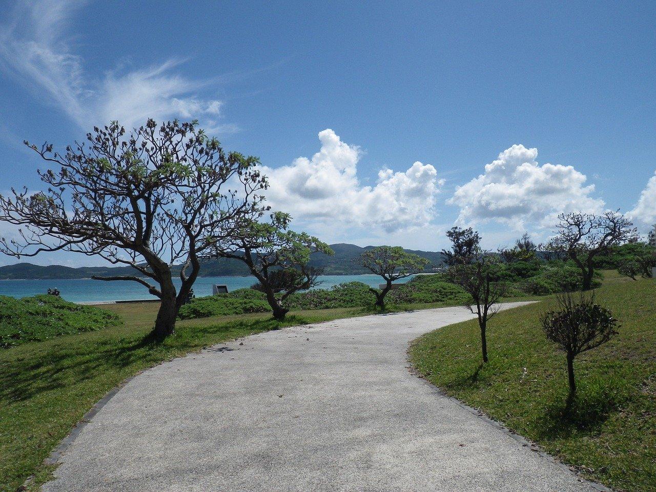 Okinawa rondweg