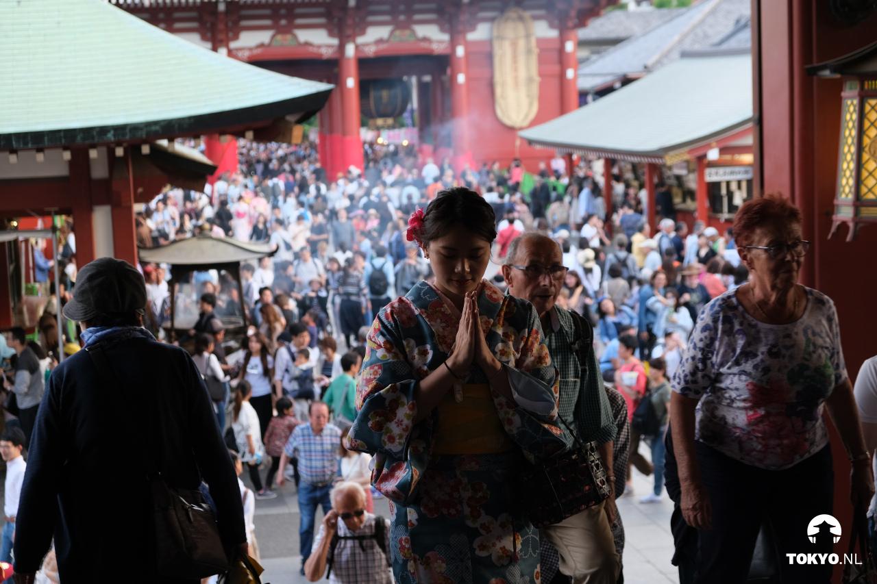 Senso-ji heiligdom