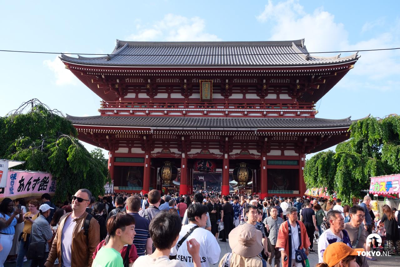 Senso-ji toegangspoort