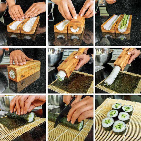 Stappen sushi maker