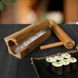 Sushi maker van bamboe