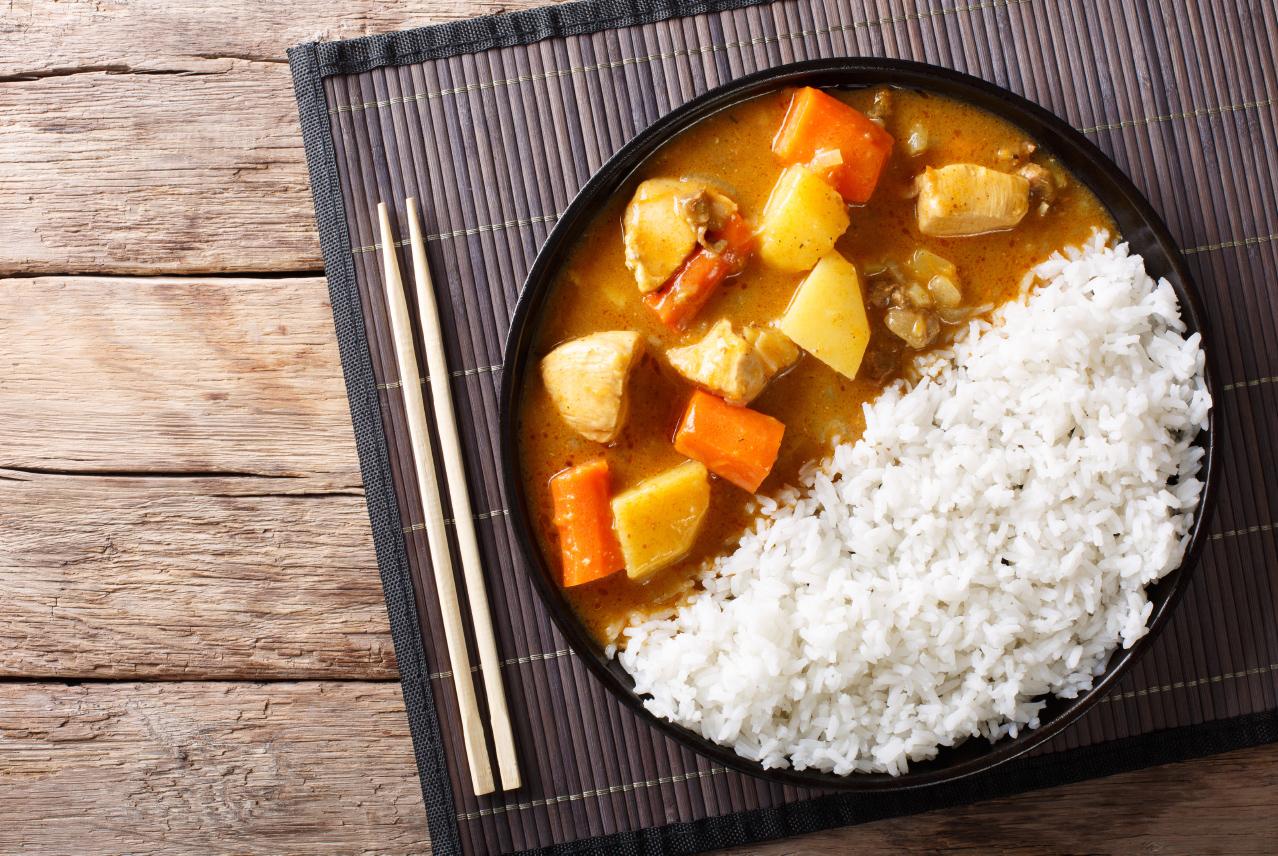Japanse curry kare