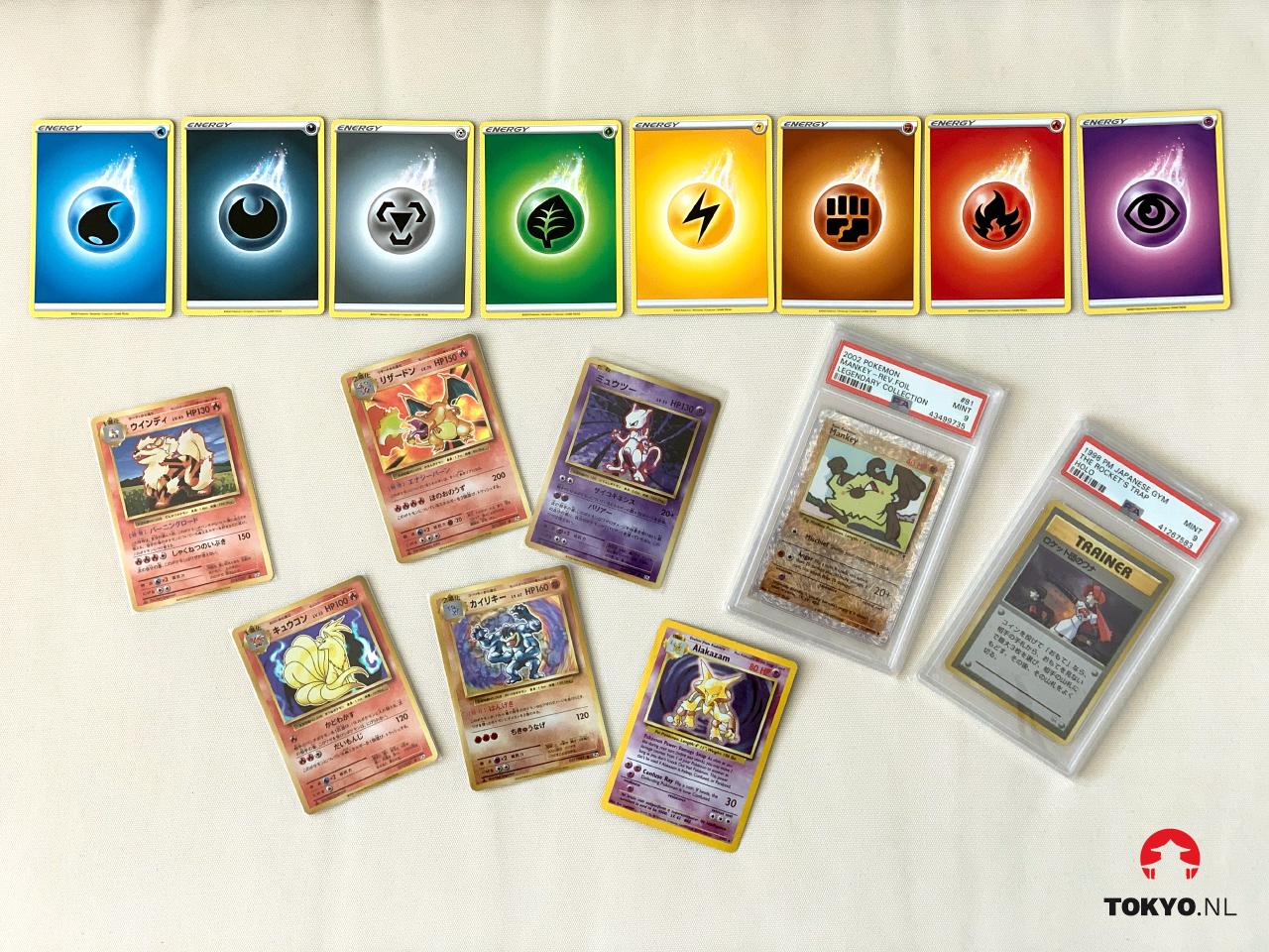 Pokémon kaarten kopen