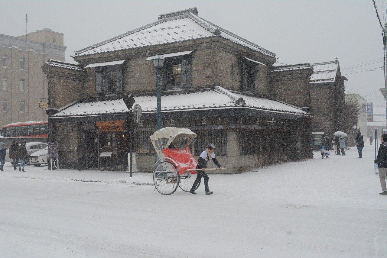 Steden op Hokkaido