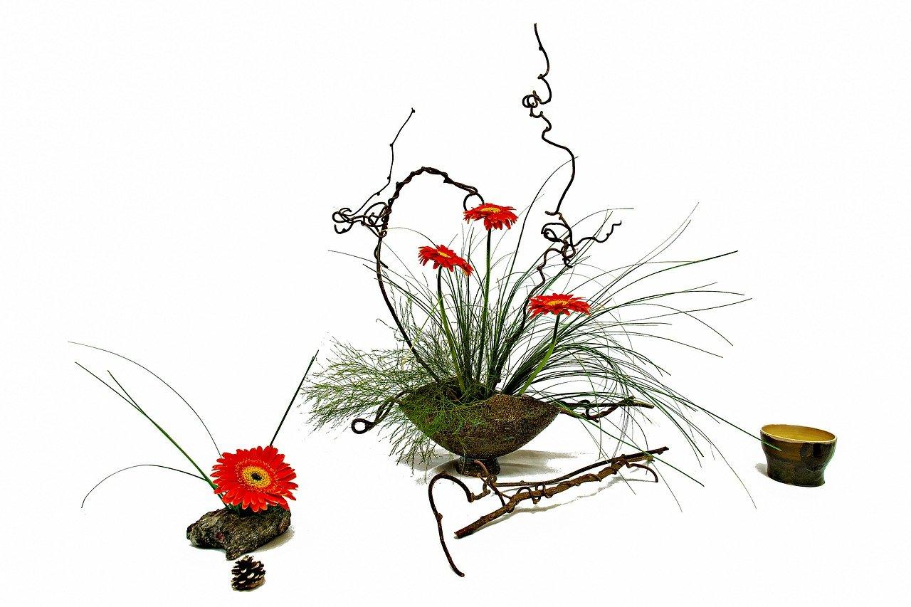 Ikebana boeket