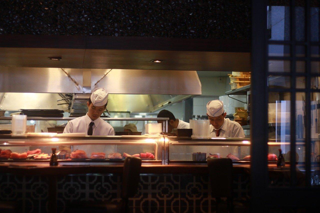 Wagyu beef restaurant in Tokyo
