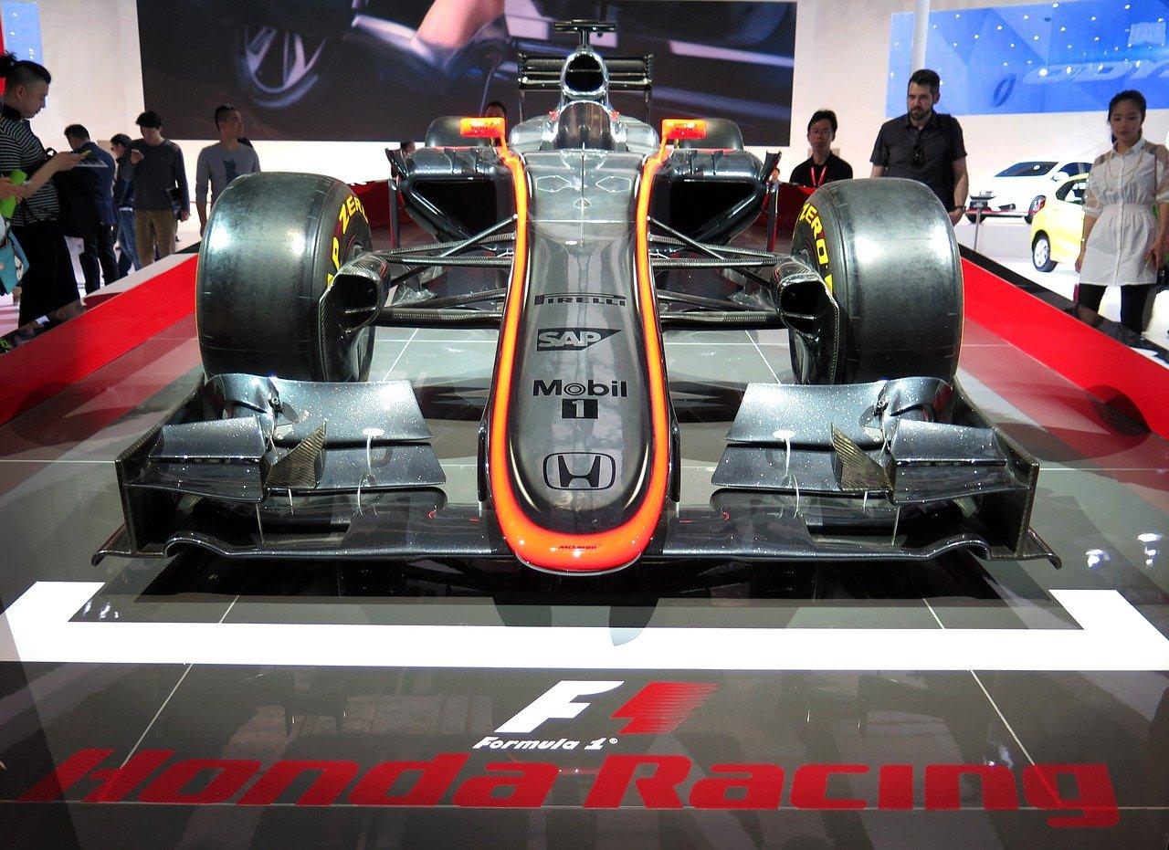 Honda Formule 1 auto