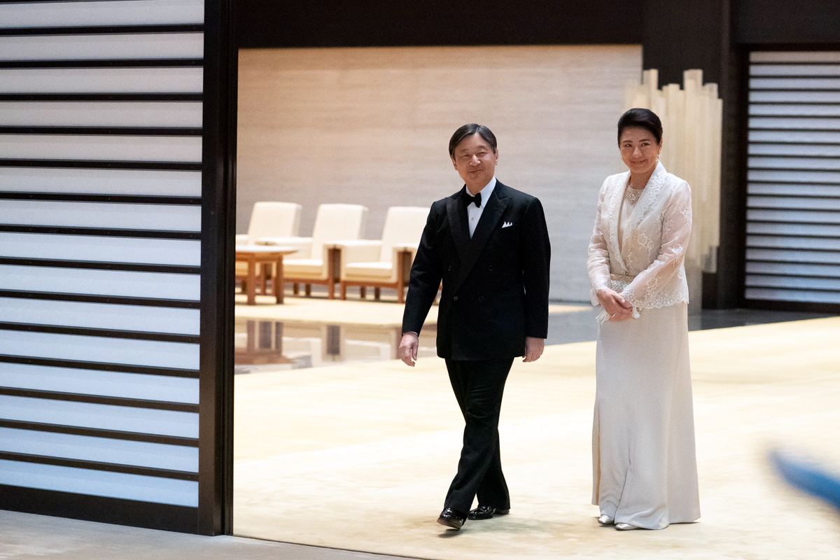 Japanse Keizer Akihito