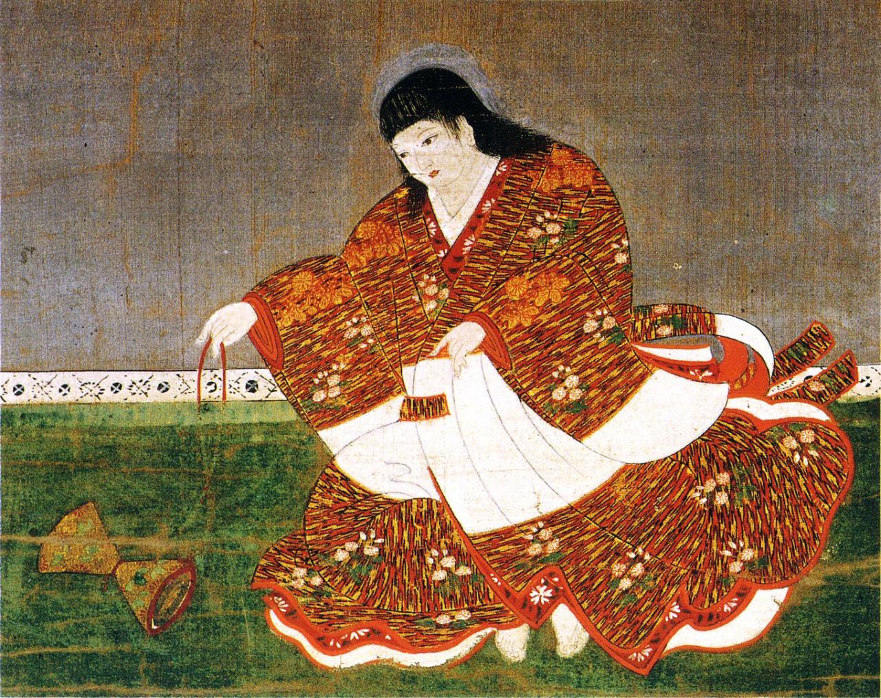 Keizer Antoku (安徳天皇)