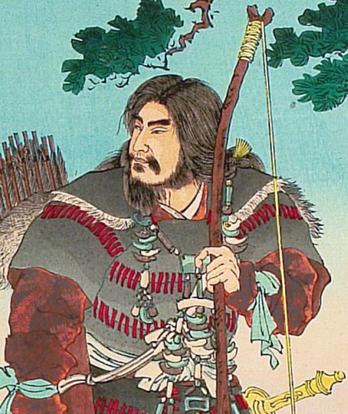 Kezier Jimmu (神武天皇, Jinmu-tennō)