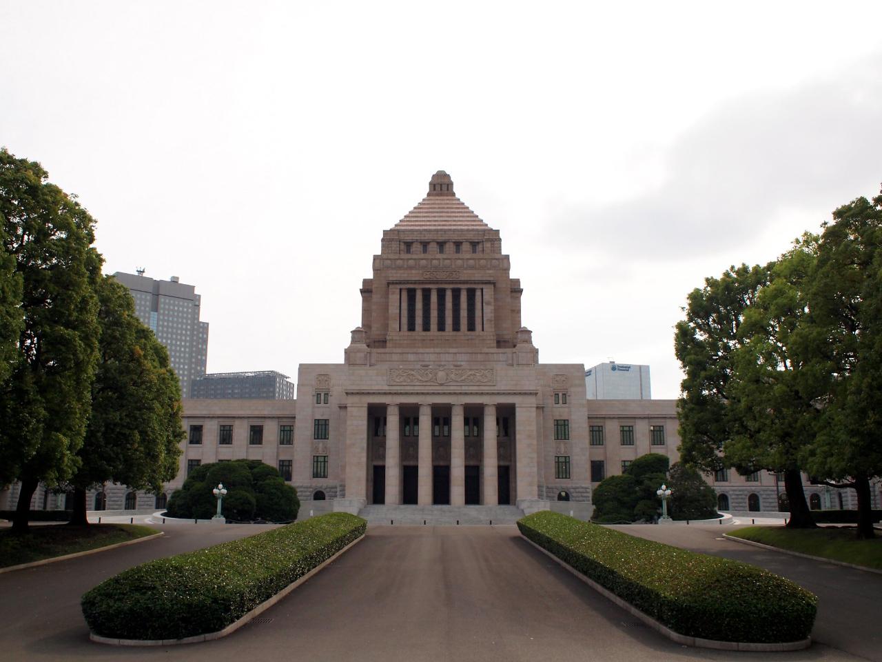 National Diet Japan
